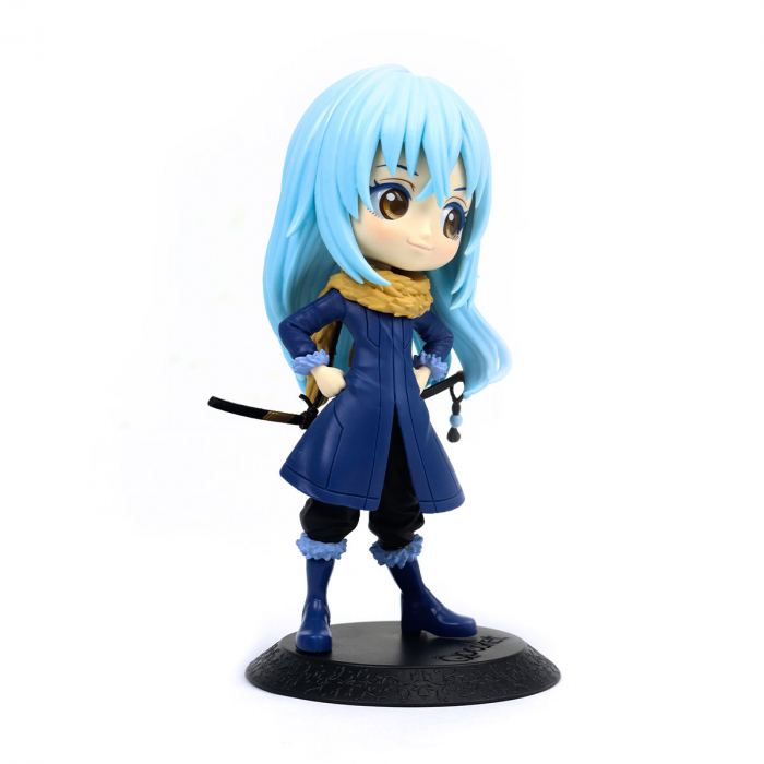 ACTION FIGURE THAT TIME I GOT REINCARNATED AS A SLIME - RIMURU TEMPEST - Q POSKET REF: 20946/20947