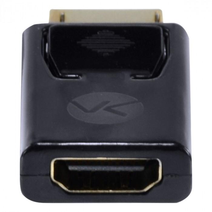 ADAPTADOR DISPLAYPORT V1.1 X HDMI FEMEA AHFDM