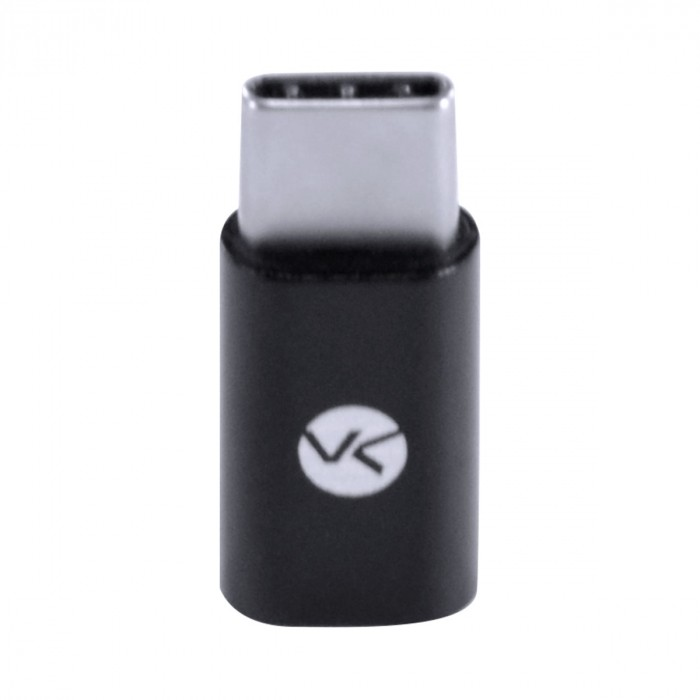 ADAPTADOR TIPO C X MICRO USB B 2.0 FEMEA - ACMU