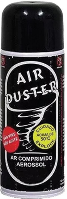 AR COMPRIMIDO AEROSOL AIR DUSTER 200G /164ML