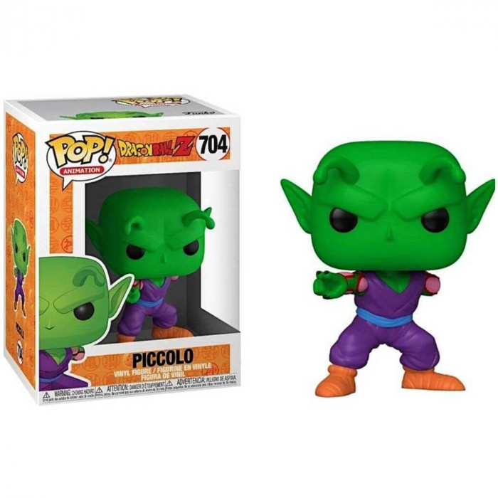 BONECO FUNKO POP DRAGON BALL Z 7 - PICCOLO - ONE ARM - #704