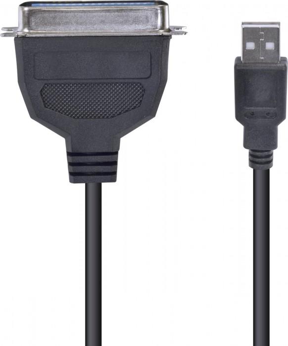 CABO PARA IMPRESSORA USB X INTERFACE IEEE 1284 PARALELA 2M U1IEEE1284-2