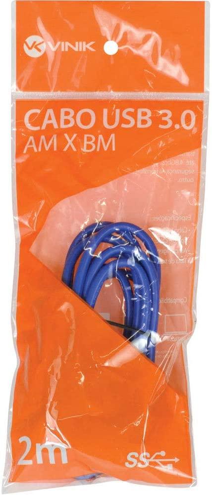 CABO USB 3.0 AMACHOXBMACHO 2M
