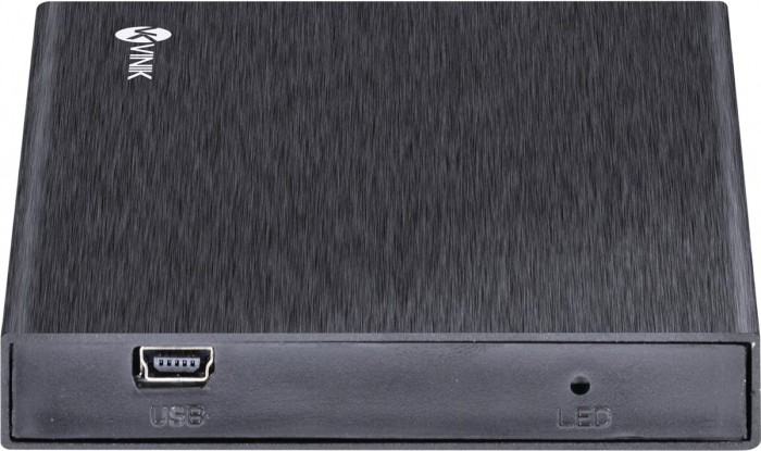 """CASE EXTERNO PARA HD 2.5"""" ALUMINIO USB 2.0 - CHDA-100"""