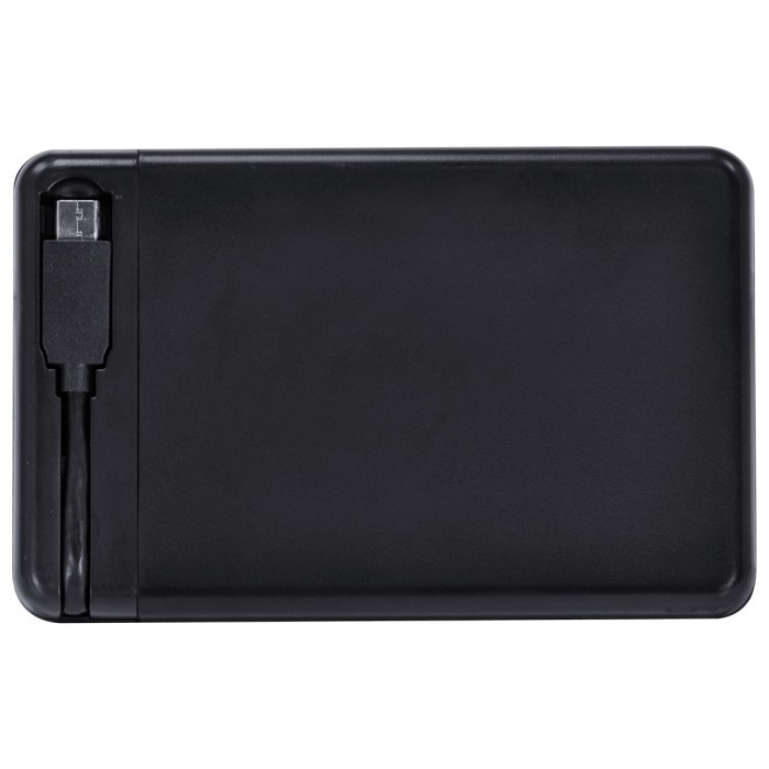 "CASE EXTERNO PARA HD 2.5"" USB 3.1 TIPO C TYPE C PRETO TOOLLESS TOOLFREE - CH25-C31TL"