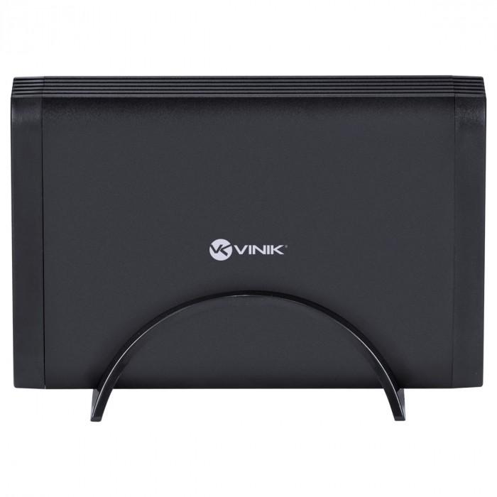 """CASE HD 3.5"""" USB 3.0 CHAVE I/O CH35-AC300"""
