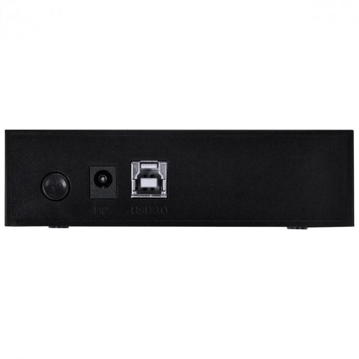 "CASE PARA HD E SSD 2.5"" E 3.5"" SATA PARA USB 2.0 TOOLFREE TOOLLESS - CP235-20"