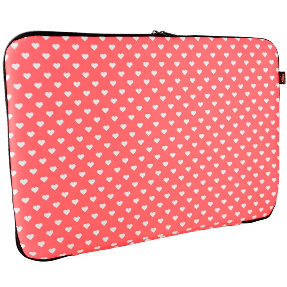"Case para Notebook Basic 15.6"" – Poa Love Salmao"