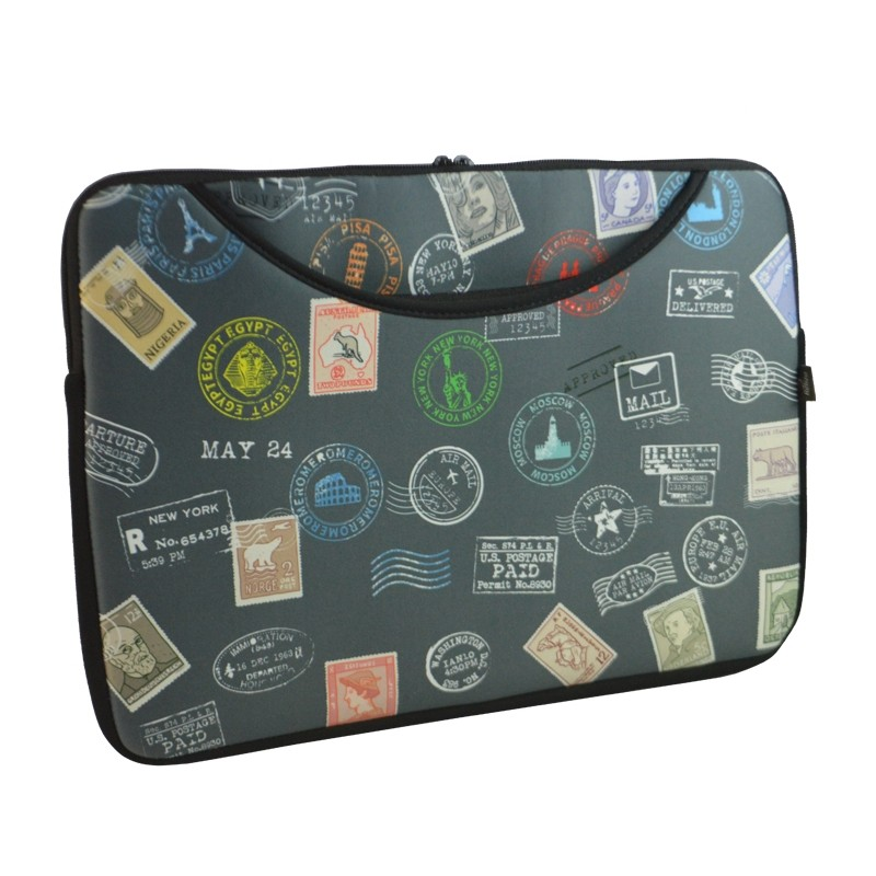 Case para Notebook Bolso Frontal 15.6″ – The Traveler