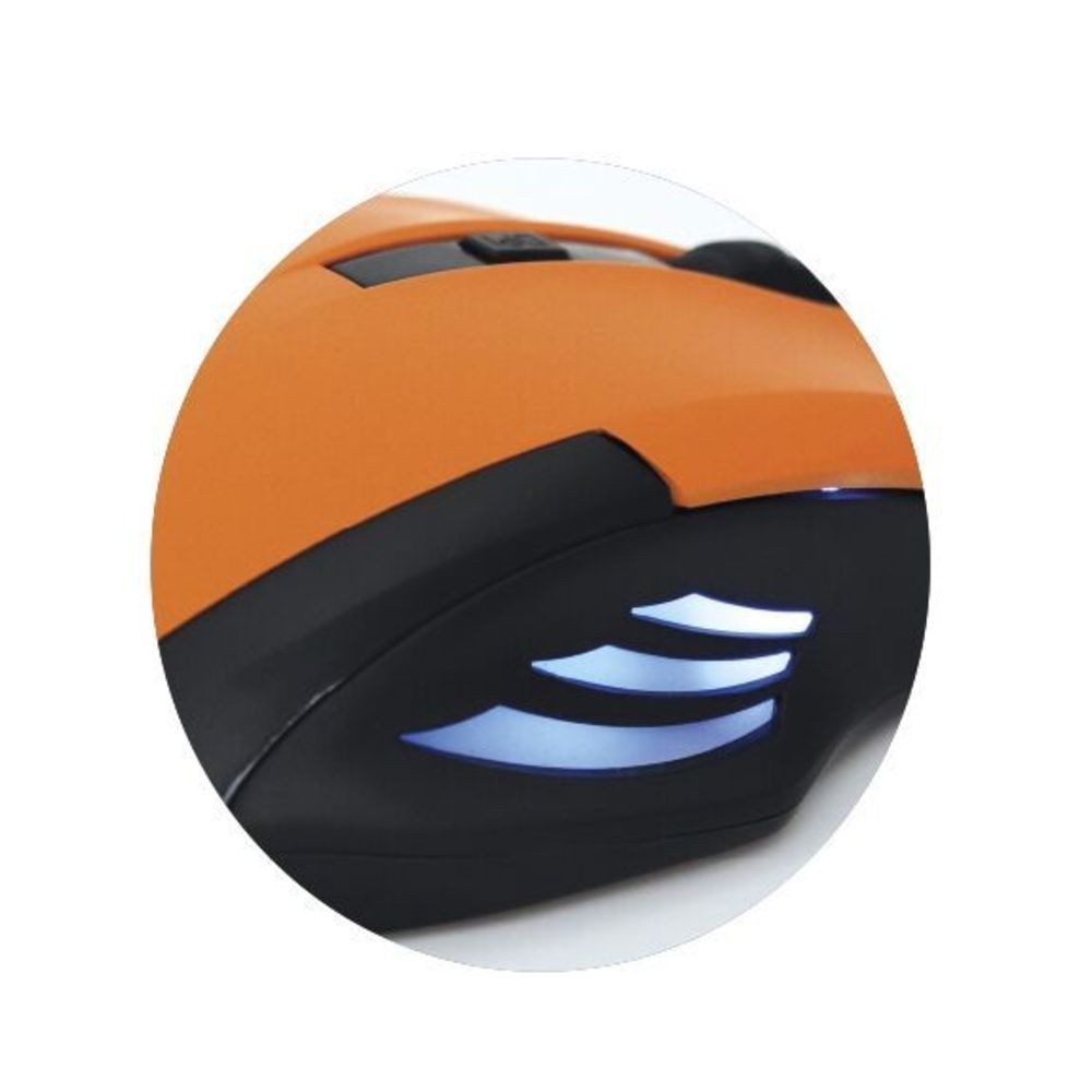 Combo Mouse Gamer 3.200dpi OEX MC103 e Mousepad Clash