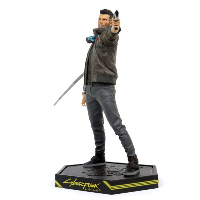 ACTION FIGURE CYBERPUNK 2077- MALE V