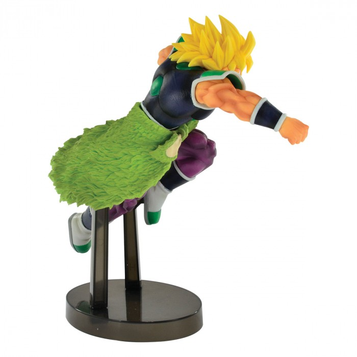 ACTION FIGURE DRAGON BALL SUPER - BROLY SUPER SAYAJIN - Z BATTLE REF: 34854/34855