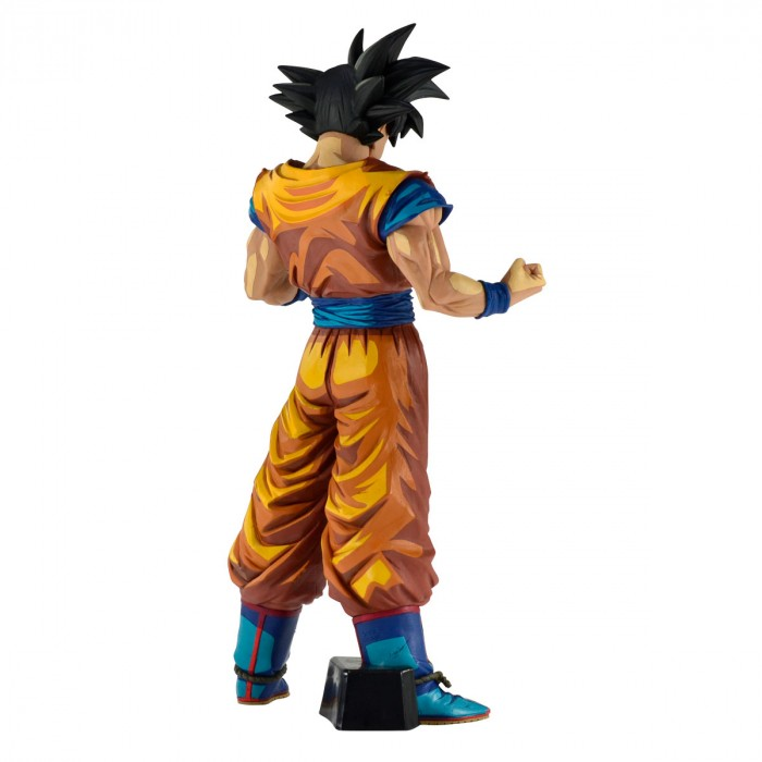 ACTION FIGURE DRAGON BALL Z - GOKU - MANGA DIMENSIONS GRANDISTA REF: 29490/29491