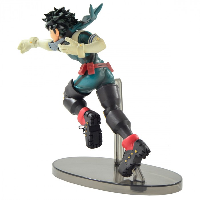 ACTION FIGURE MY HERO ACADEMIA - IZUKU MIDORIYA(DEKU) - ENTER THE HERO REF:28953/28954