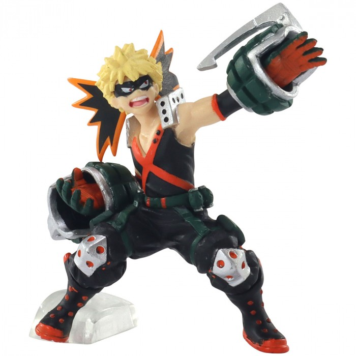 ACTION FIGURE MY HERO ACADEMIA - SMASH!!! - INDIVIDUAL SURPRESA REF: 86105/86106
