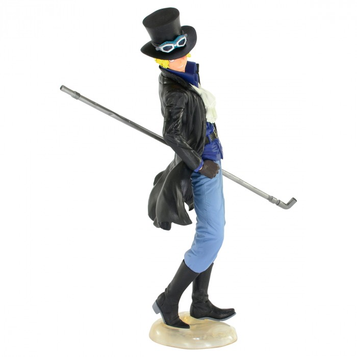ACTION FIGURE ONE PIECE - SABO - HISTORY MASTERLISE 20TH REF: 34803/34804