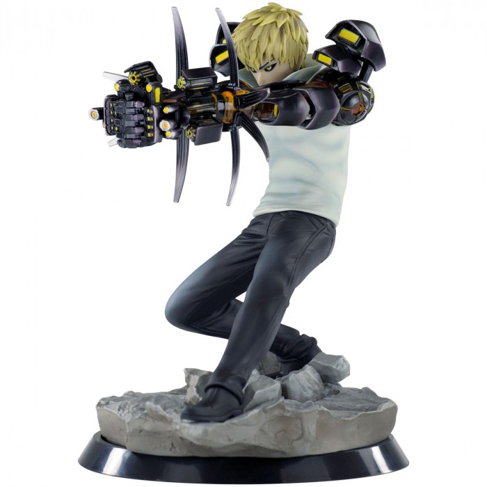 ACTION FIGURE ONE PUNCH MAN - GENOS - XTRA REF.R-139