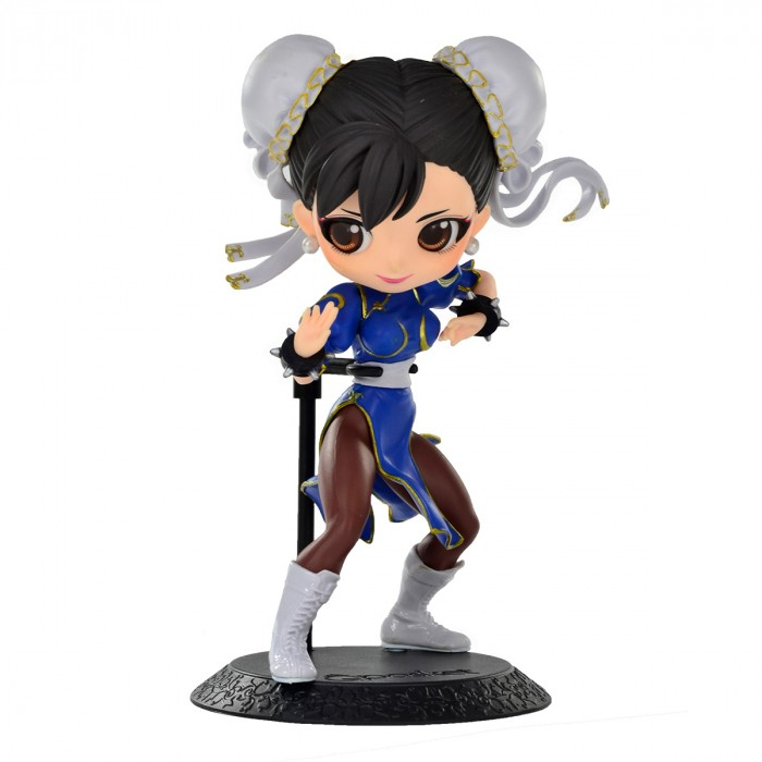 ACTION FIGURE STREET FIGTHER - CHUN LI - VER.A Q POSKET REF:20597/20598
