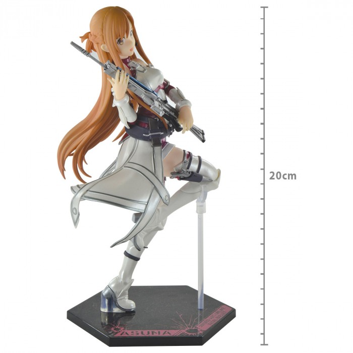 ACTION FIGURE SWORD ART ONLINE - ASUNA - REF:28923/28924
