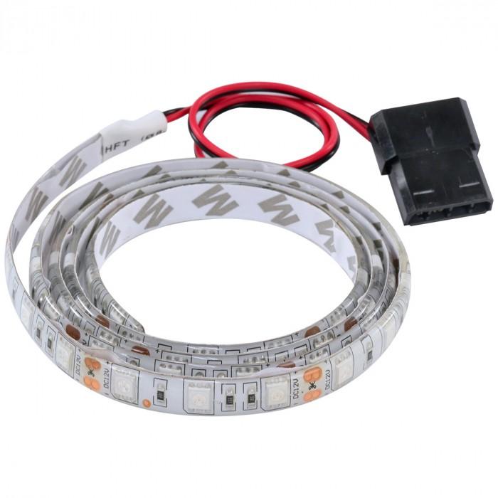 Fita de LED Vinik VX Gaming, LED Vermelho, 1m