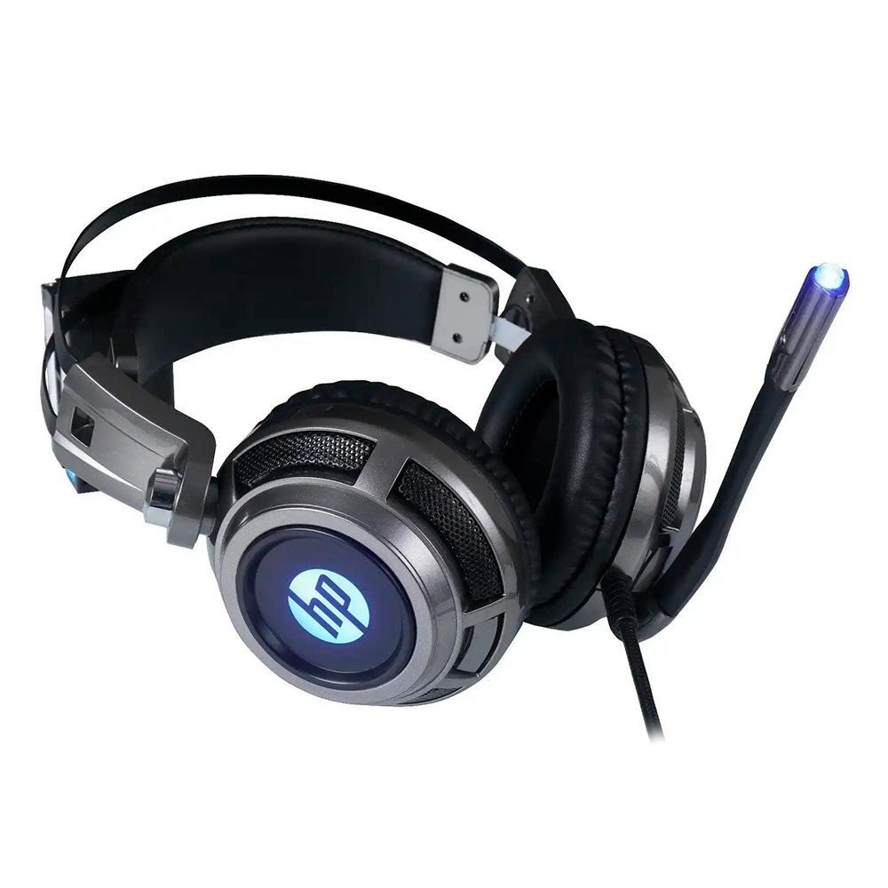 FONE HEADSET GAMER P2STEREO E USB H200 CHUMBO