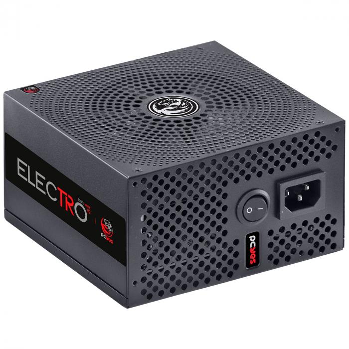 FONTE ATX 400W REAL ELECTRO V2 SERIES 80 PLUS WHITE 3 ANOS - ELV2WHPTO400W