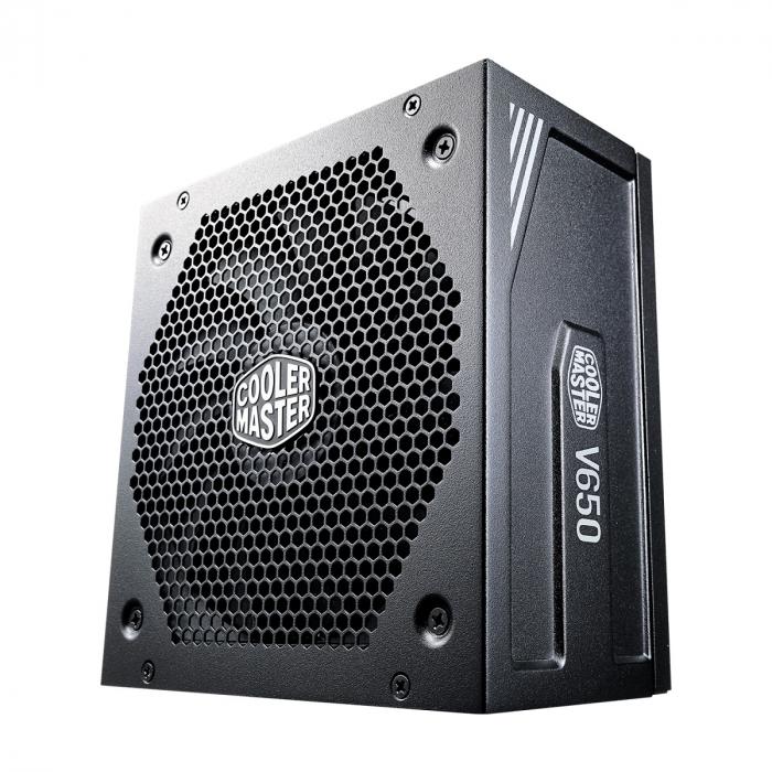 FONTE ATX V650 V2 - 80 PLUS GOLD - FULL MODULAR - MPY-650V-AFBAG-WO