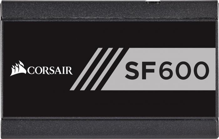 FONTE SFX 600W - SF600 FULL MODULAR - 80 PLUS GOLD - SEM CABO DE FORCA - CP-9020105-WW