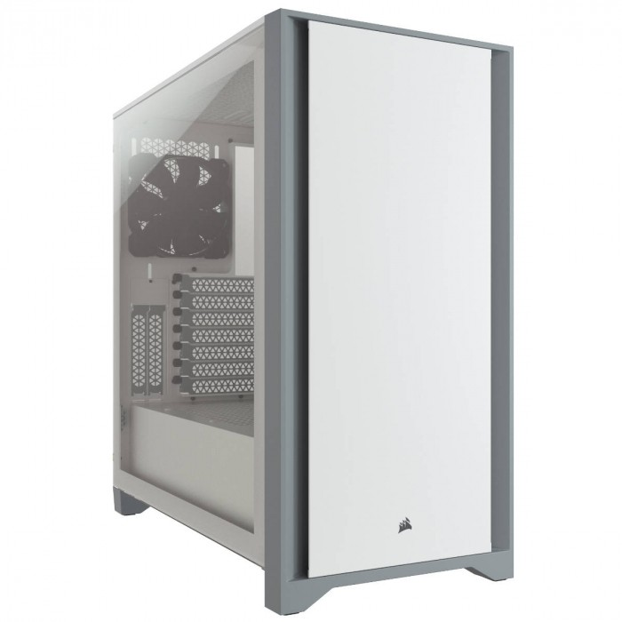 GABINETE ATX MID TOWER - 4000 SERIES - 4000D WHITE - CC-9011199-WW