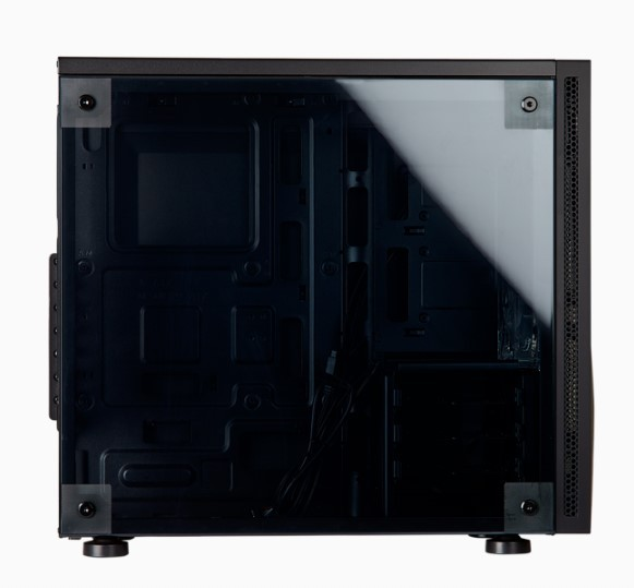 GABINETE ATX MID TOWER - CARBIDE SERIES SPEC 05 BLACK - CC-9011138-WW
