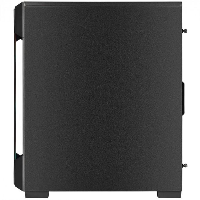 GABINETE ATX MID TOWER - CRYSTAL SERIES 220T RGB BLACK - CC-9011190-WW