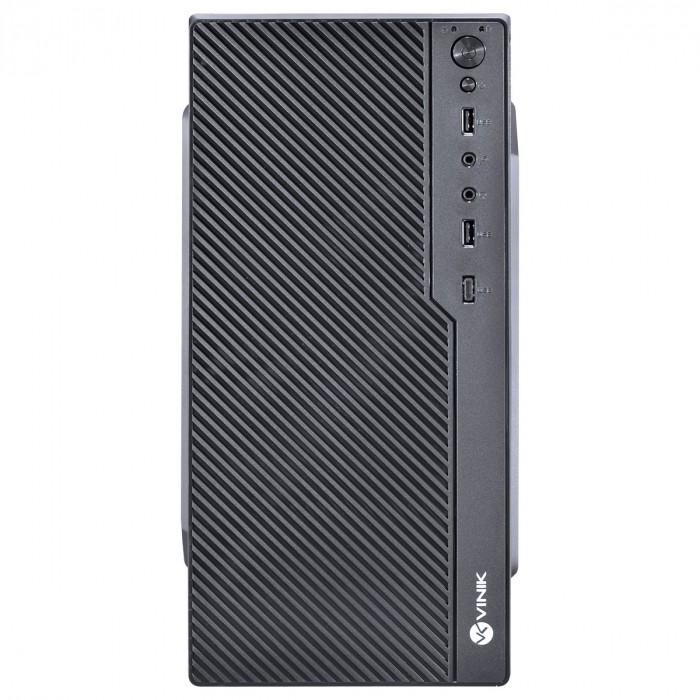 GABINETE CORPORATIVO ONE M1 USB 2.0 PRETO