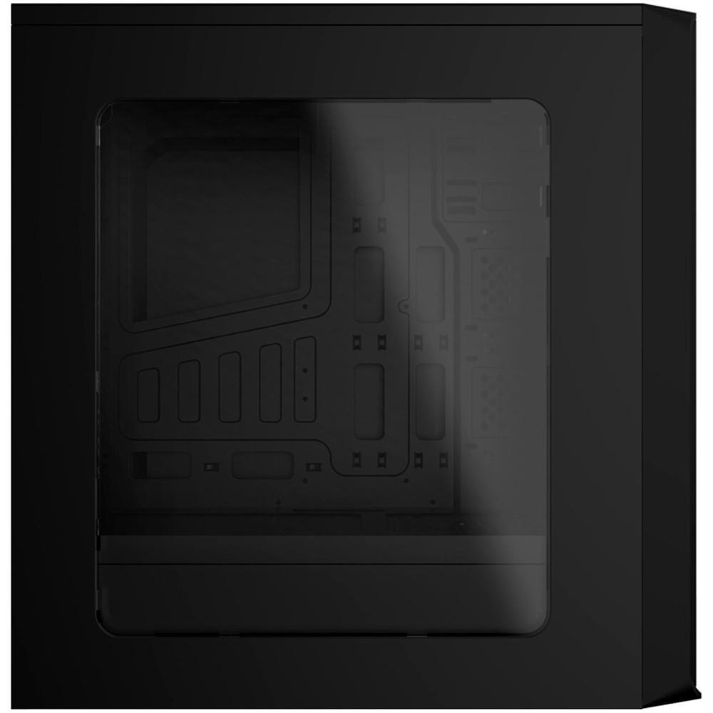 Gabinete Gamer Mid Tower SI-5100 EN58348 Preto AEROCOOL