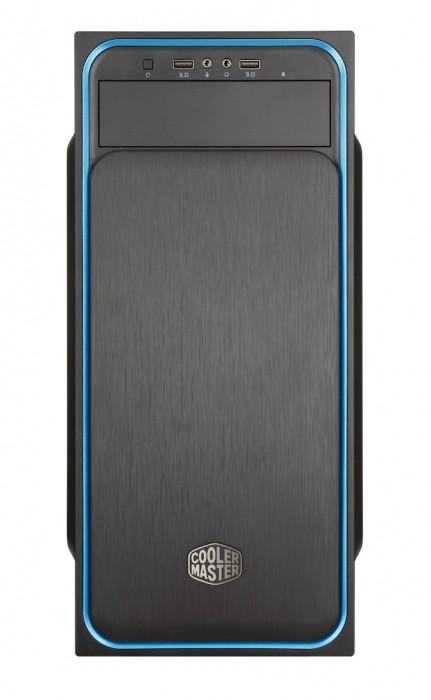 GABINETE MASTERBOX E500L BLUE - MCB-E500L-KN5N-S00