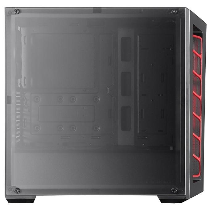 GABINETE MASTERBOX MB520 RED - MCB-B520-KANN-S00