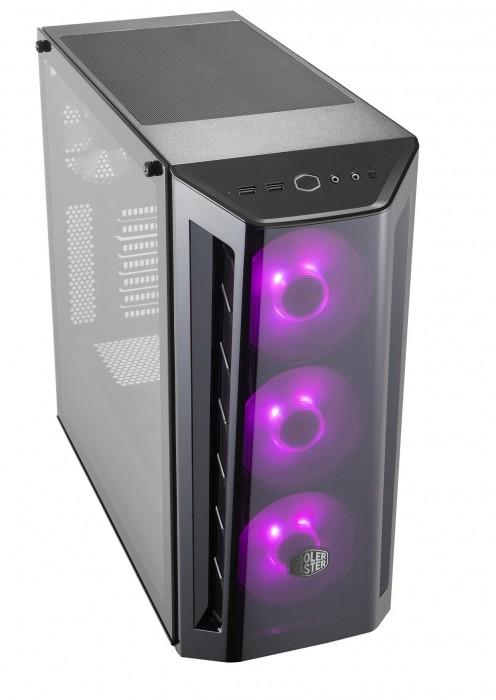 GABINETE MASTERBOX - MB520 RGB - MCB-B520-KGNN-RGB