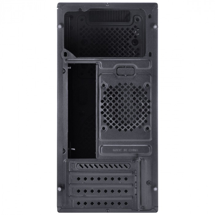 GABINETE OFFICE OP-2 PRETO - MICRO ATX, USB 3.0 TOOL LESS NAS TAMPAS LATERAIS