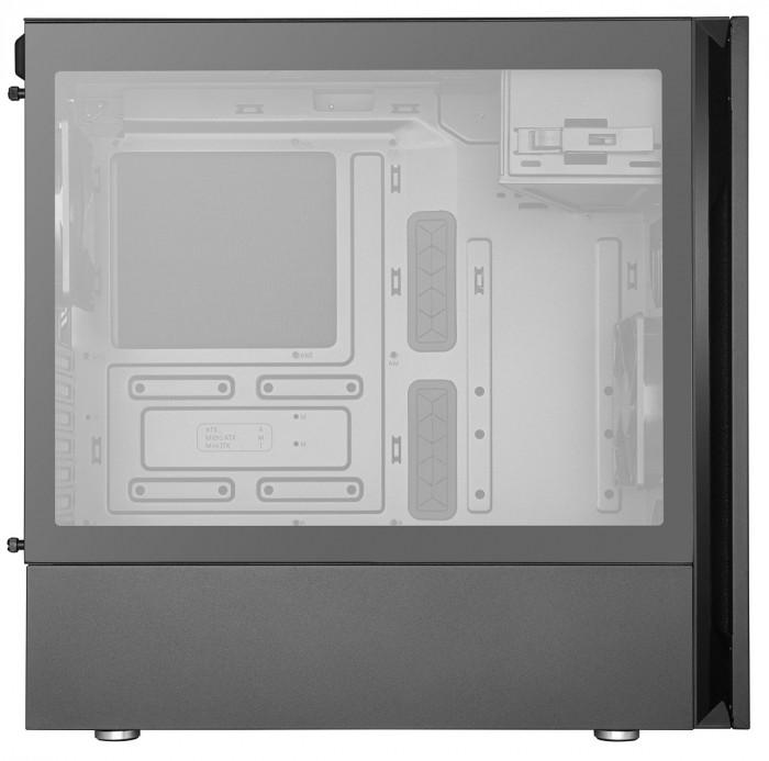 GABINETE SILENCIO S600 ATX/TG - MCS-S600-KG5N-S00