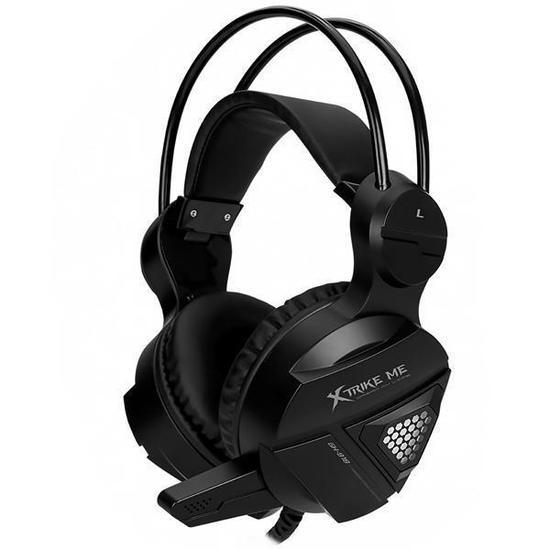 HEADSET COM FIO XTRIKE ME GH-918 | GH-918- FONE DE OUVIDO
