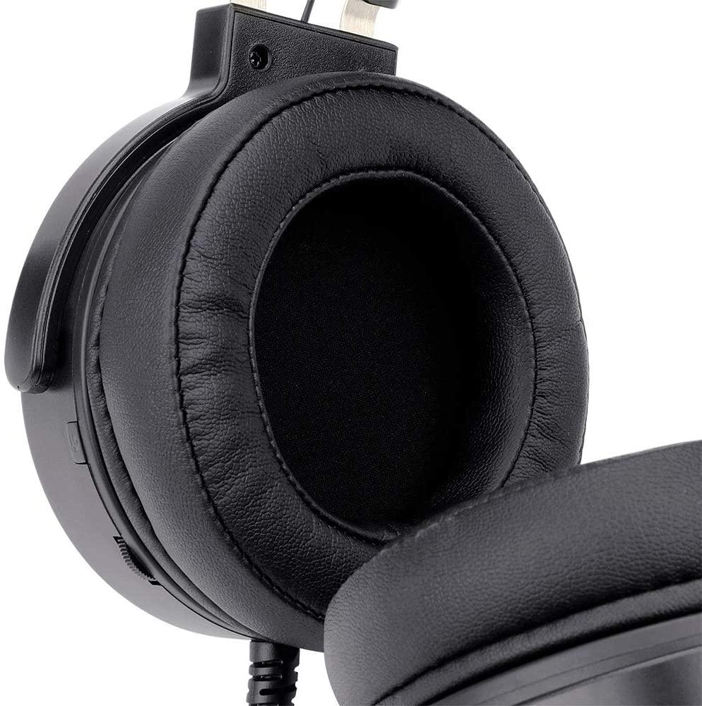 HEADSET LAMIA 2 RGB PRETO FONE DE OUVIDO COM MICROFONE GAMER REDRAGON LAMIA 2 H320RGB 1