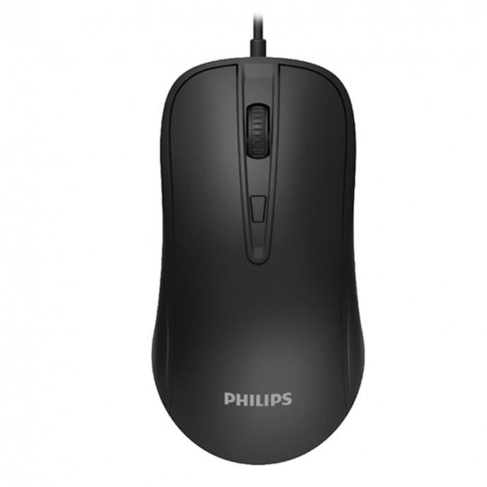 Mouse (com fio) PHILIPS - M214 / SPK7214