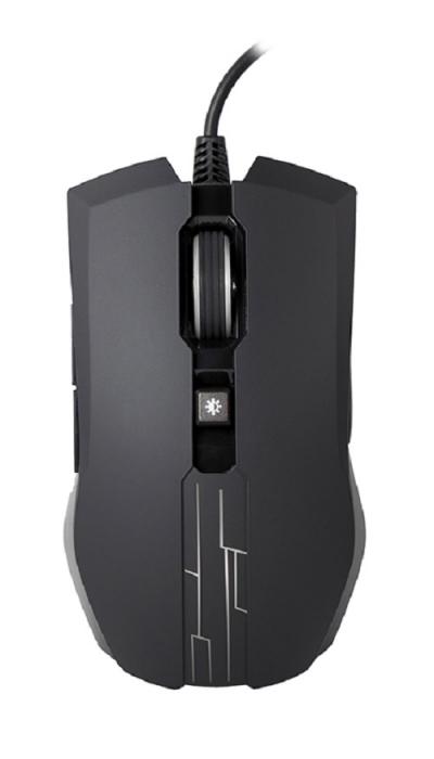 MOUSE DEVASTATOR 3 - (USB / PRETO / 2400 PPP / 6 BOTOES / LED) - 3 MM110 - MM-110-GKOM1
