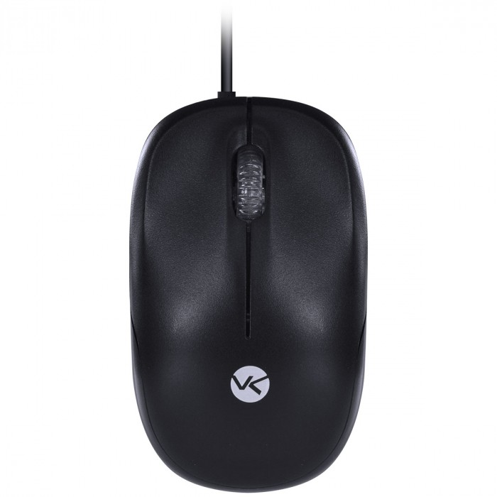 MOUSE DYNAMIC COLOR 1200 DPI CABO USB 1.8M PRETO - DM130