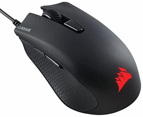 Mouse Gamer Corsair Harpoon RGB 6000 DPI CH-9301011-NA