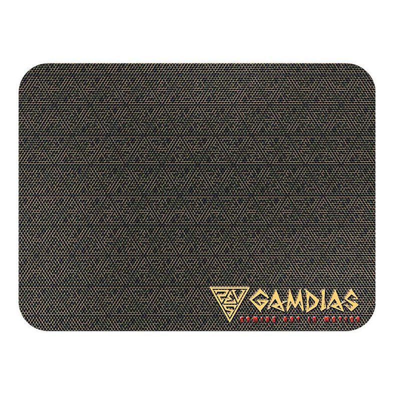 MOUSE GAMER GAMDIAS ZEUS M2 RGB + MOUSEPAD NYX E1 MAT