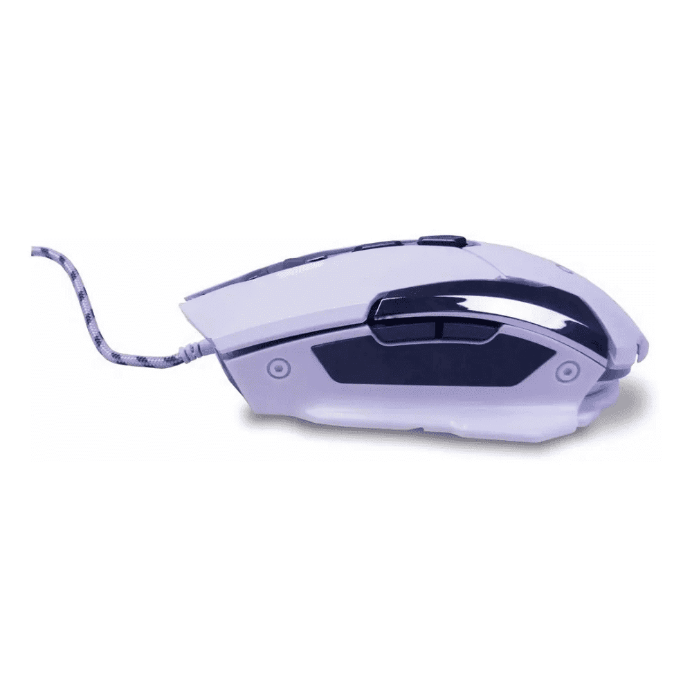 Mouse Gamer Oex Robotic 4000dpi Ms308
