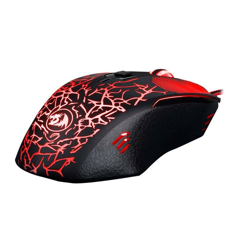 MOUSE GAMER REDRAGON INQUISITOR BASIC M608