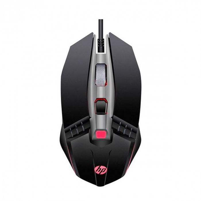 MOUSE GAMER USB M270 2400 DPI LED PRETO