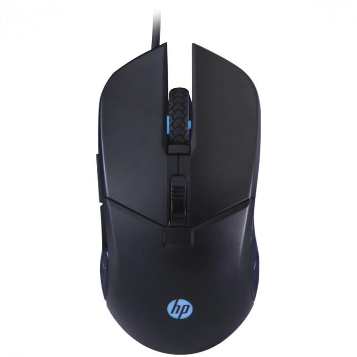 MOUSE HP GAMER - G260 BLACK - 1000 / 2400 DPI