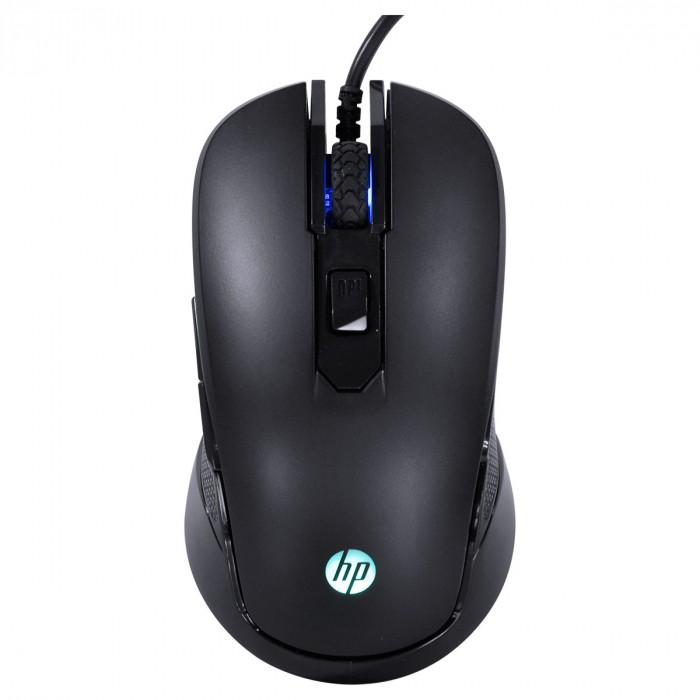 MOUSE HP GAMER - M200 BLACK - 1000 / 2400 DPI
